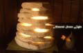インテリア照明・コーガ石ライト・室内ライト