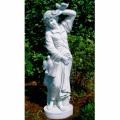 イタリア製女性石像(ガーデン オーナメント) クレオパトラ 【※商品番号:m-st1263】