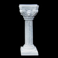 コラム 台座 大理石 彫刻