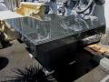 天然石 テーブル ガーデンファニチャー