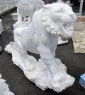 大理石彫刻 トラ