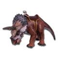 乗れるトリケラトプス