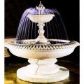 イタリア製大型噴水 パレルモPALERMO(循環ポンプ付) 噴水でお庭を演出 【※商品番号:m-ff1015】