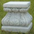 石像 飾り台