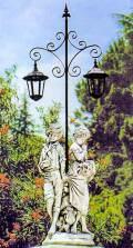 初恋庭園灯