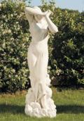 女性 石像