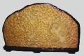 天然鍾乳石 衝立 インテリア 鍾乳洞 天然記念物 採取禁止 石筍