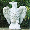 イタリア製動物像 海辺の鷲(右)AQUILA MARINA DX