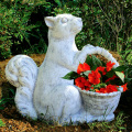 イタリア製動物像 ビーバー