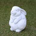 ウサギ 石像