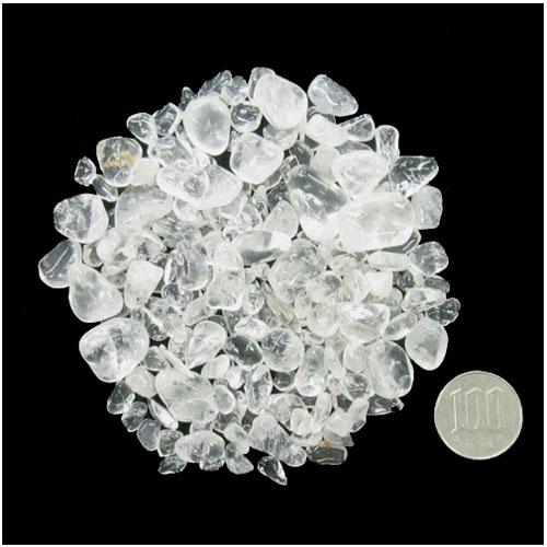 水晶 さざれ 石