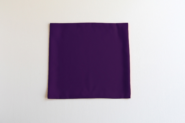 正絹 帛紗 紫 男性用