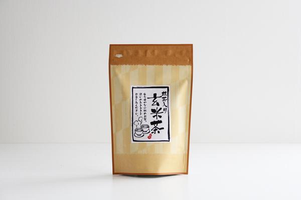 抹茶入り玄米茶 西尾抹茶使用 150g