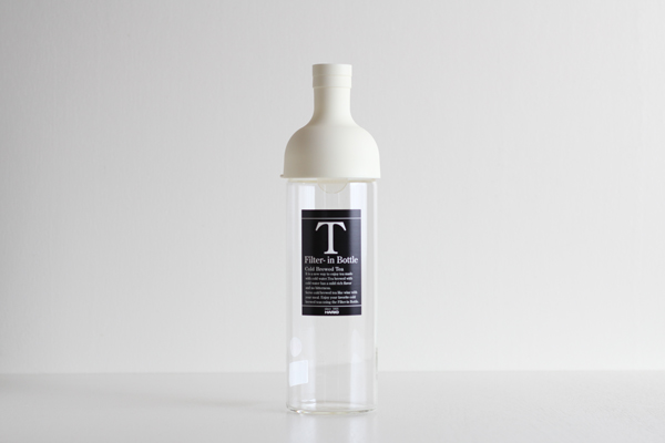 ハリオ フィルターインボトル ホワイト 750ml
