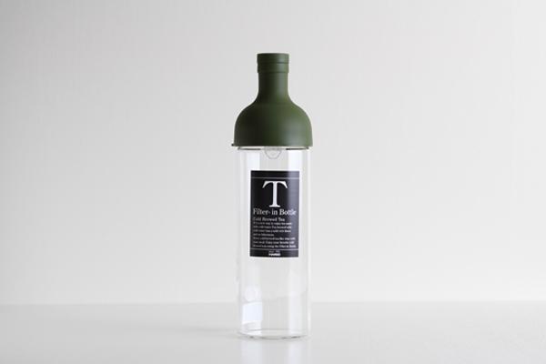 ハリオ フィルターインボトル オリーブグリーン 750ml