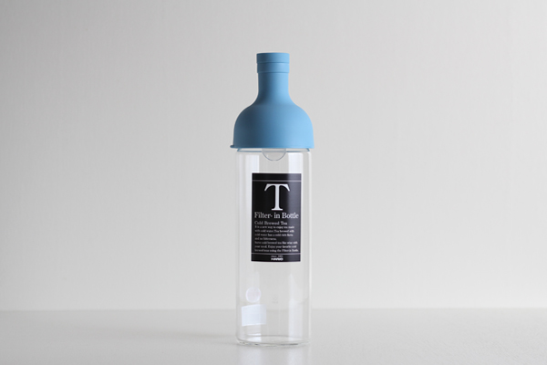 ハリオ フィルターインボトル ライトブルー 750ml