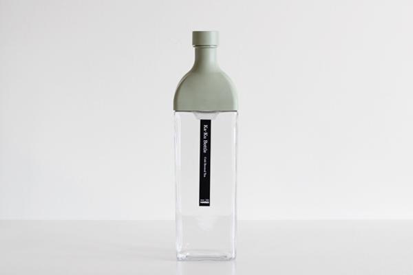 ハリオ カークボトル スモーキーグリーン 1.2L