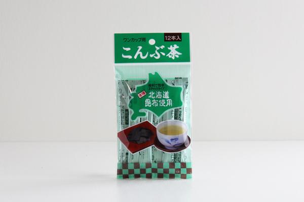 OSK こんぶ茶 スティックタイプ ワンカップ用 2g×12本