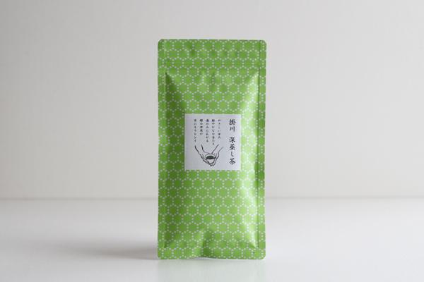 静岡 掛川産 深蒸し茶 100g