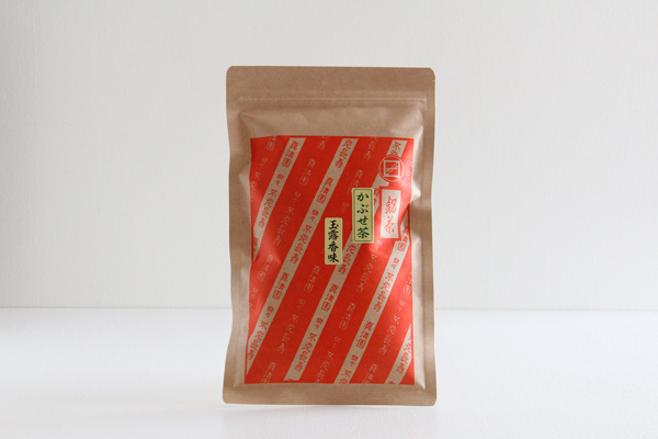 かぶせ茶 玉露香味【アミノ酸入り】200g