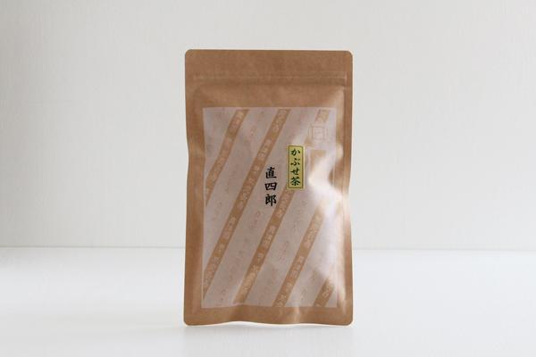 かぶせ茶 直四郎【アミノ酸入り】200g