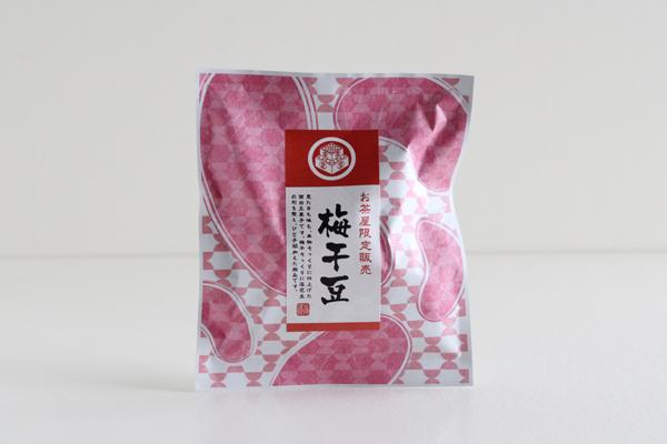 梅干豆 豆菓子 75g