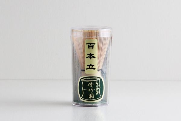 中国製茶筅 100本立 修竹園作【通販価格】