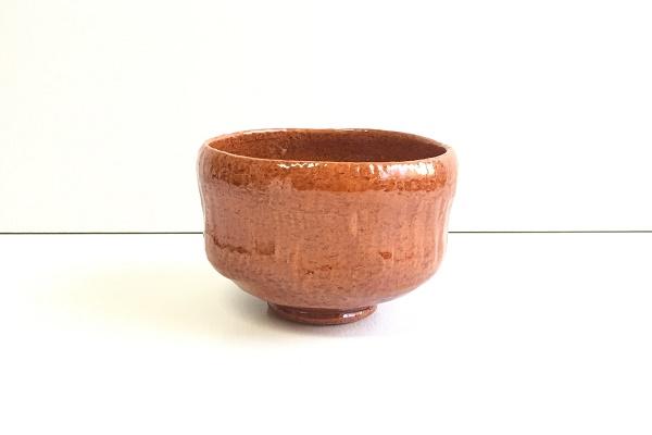 茶碗 飴楽 松楽窯