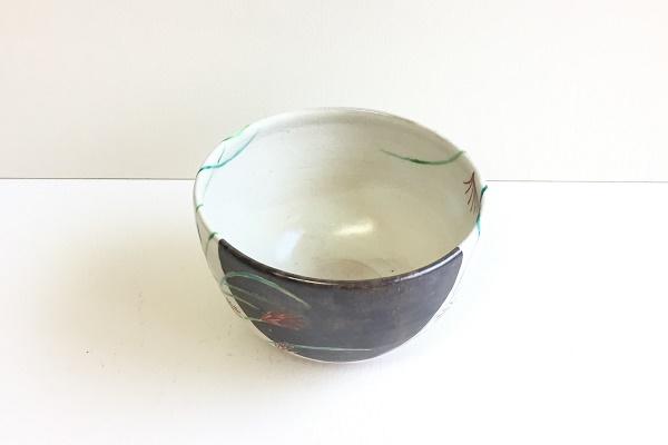 茶碗 武蔵野 勝龍寺窯作