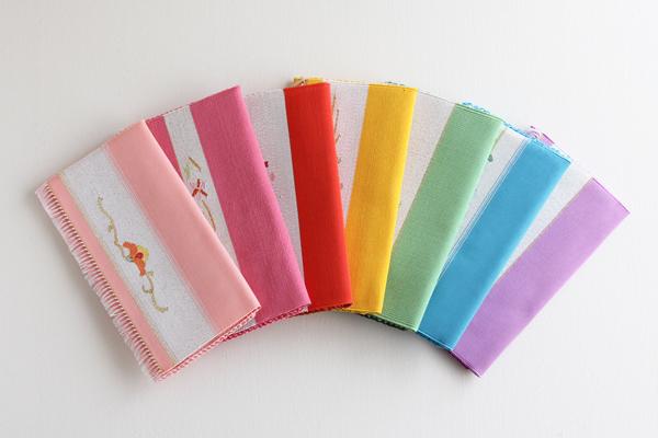 【通販価格】懐紙入れ(帛紗ばさみ) つづれ織り 女性用 交織 宗八作
