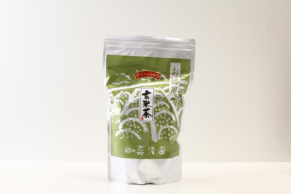 お徳用 玄米茶 ティーバッグ 10g×80袋