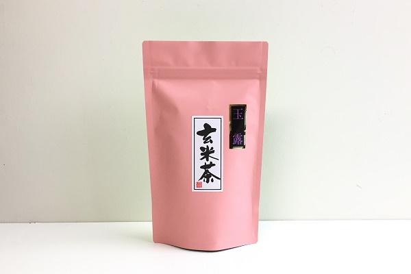 玉露 玄米茶【アミノ酸入り】250g