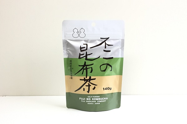 不二食品 不二の昆布茶 140g
