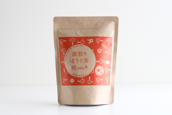 深煎りほうじ茶【咲 SAKU】150g