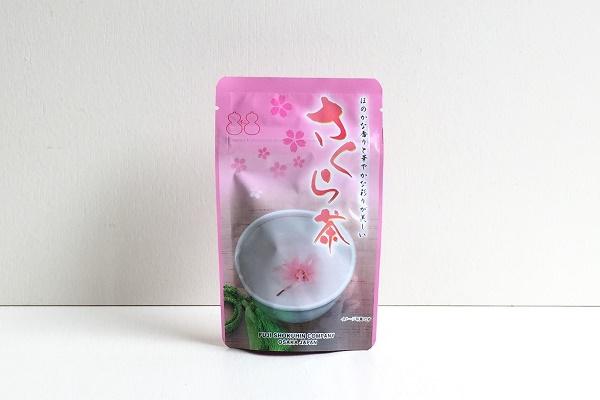 不二食品 桜茶 35g