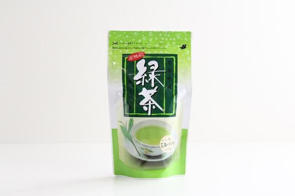 本格 煎茶 三角ティーバッグ 5g×15袋