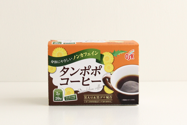 OSK タンポポコーヒー ティーバッグ ひも付 2g×20袋