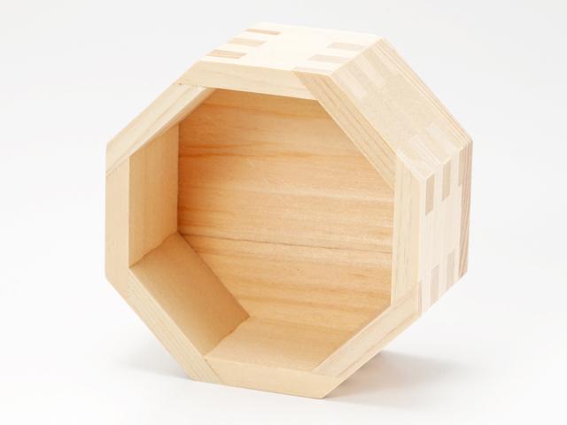 八角形の枡3