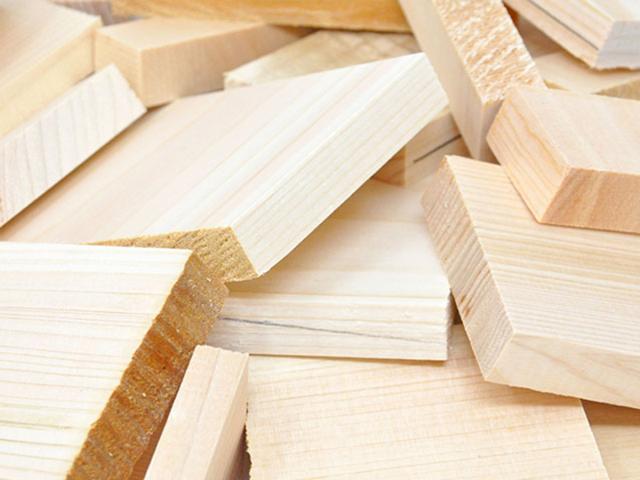 ひのきの木端材4