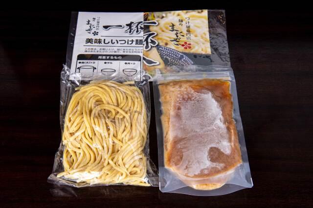 つけ麺1食