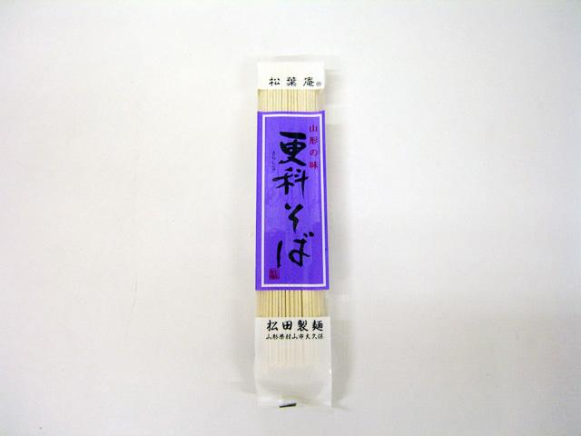 更科そば(180g)