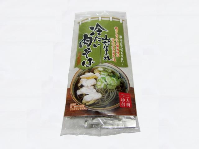 冷たい肉そば(1入)