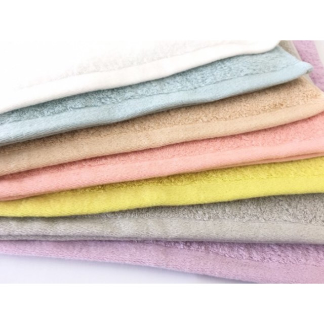 華やかな色合いとフワフワな使い心地 今治タオル 日本製 Cherie シェリー 色を選べるバスタオル 3枚組