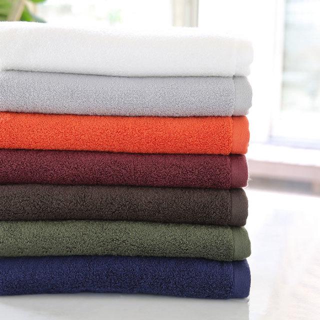 【送料無料】最高級コットンを使用した贅沢なタオル 今治タオル 日本製 Beaute ボーテ バスタオル 各色1枚7枚組