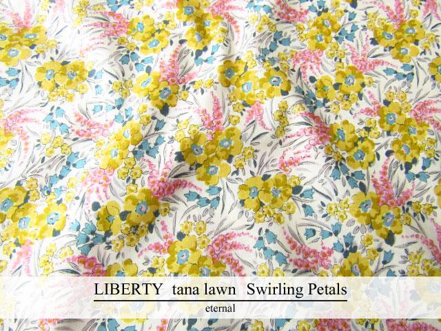 LIBERTY  タナローン *エターナル* ≪Swirling Petals≫(スワイリング・ペタルス)3638150YE