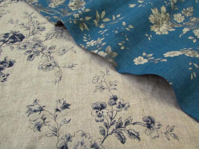 ≪YUWA≫Mulhouse Colletion 『Elegant Bouquet』(ミュルーズコレクション*エレガントブーケ)<エアーワッシャー加工>