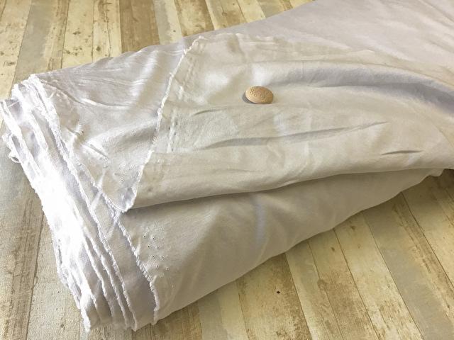 【反売り】スムースニット 薄グレー 幅160cm×約6.5m巻 ]