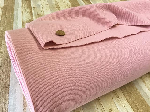 【反売り】スパンテレコ ピンク[ 45cmの輪(90cm幅)×約6m巻 ]