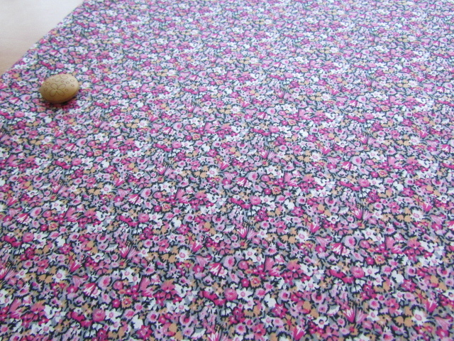 LIBERTY タナローン  2014*春夏 Alice victoria(アリスビクトリア) ピンク