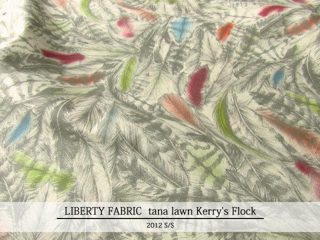 LIBERTY タナローン*2012春夏 ≪Kerry's Flock≫(ケリース・フロック)3632180